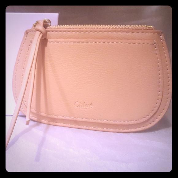 a2a8176862da Chloe mini wallet  coin bag